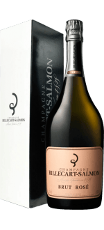 MAGNUM 1.5L - CHAMPAGNE BILLECART SALMON BRUT ROSE
