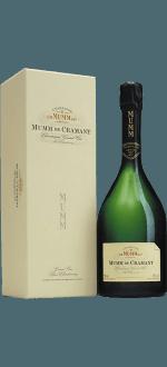 MAGNUM - CHAMPAGNE MUMM DE CRAMANT - BLANC DE BLANCS
