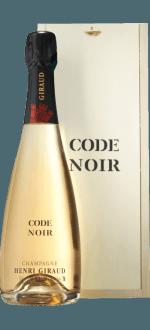 CHAMPAGNE HENRI GIRAUD - CODE NOIR - AY GRAND CRU - GIFT BOX