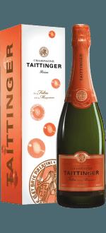 CHAMPAGNE TAITTINGER - LES FOLIES DE LA MARQUETTERIE - IN GIFT PACK