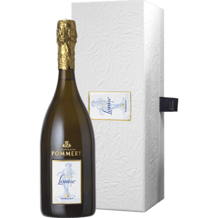 CHAMPAGNE POMMERY- CUVEE LOUISE 2004 - LUXURY GIFT BOX