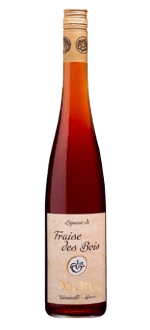 LIQUOR FRAISE DES BOIS - WILD STRAWBERRY FLAVOURED - JEAN-PAUL METTE