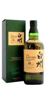 HAKUSHU - 18 YEAR OLD - IN GIFT PACK