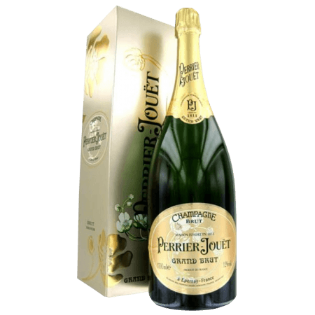 Perrier Jouet Grand Brut Gift Set Gift Ftempo