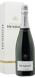 CHAMPAGNE HENRIOT - BLANC DE BLANCS - IN GIFT PACK