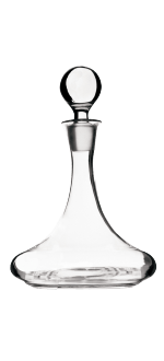 DECANTER + STOPPER - CAPITAINE - PEUGEOT