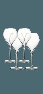 GIFT SET 4 TASTING GLASSES 23CL