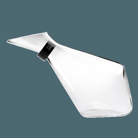 HAND-BLOWN GLASS DECANTER + ANTI-DRIP - RESEDA - PEUGEOT