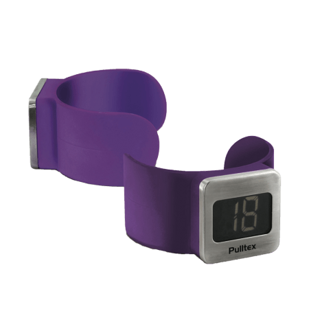 WINE THERMOMETER - VIOLET - PULLTEX