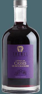 CRÈME DE CASSIS DE BURGUNDY - DOMAINE TRENEL
