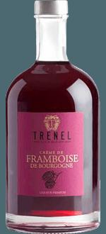 CRÈME DE FRAMBOISE DE BURGUNDY - DOMAINE TRENEL
