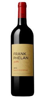FRANK PHELAN 2012 - SECOND WINE OF CHATEAU PHELAN SEGUR