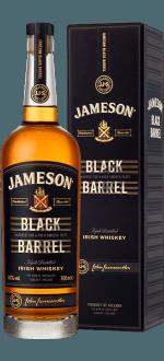 JAMESON BLACK BARREL - EN ETUI
