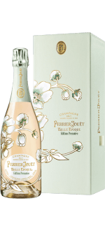 CHAMPAGNE PERRIER JOUËT BELLE EPOQUE 2007 EDITION PREMIERE IN LUXURY BOX