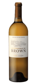 LA POMMERAIE DE BROWN 2014 - SECOND WINE OF CHATEAU BROWN