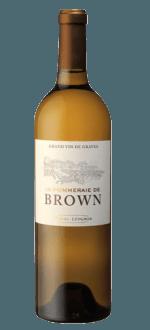 LA POMMERAIE DE BROWN 2014 - SECOND WINE OF CHATEAU BROWN