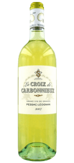 LA CROIX DE CARBONNIEUX 2014 - SECOND WINE OF CHATEAU CARBONNIEUX