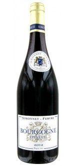 BOURGOGNE EPINEUIL 2013 - MAISON SIMONNET FEBVRE (France - Wine Burgundy - Bourgogne AOC - Red Wine - 0,75 L)
