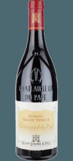 CHATEAUNEUF-DU-PAPE LE MIOCENE 2014 - DOMAINE GRAND VENEUR