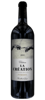 CHATEAU LA CREATION 2012