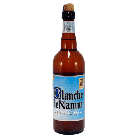 BLANCHE DE NAMUR 75CL - BREWERY DU BOCQ - WHEAT BEER