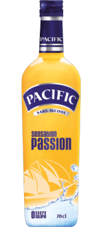 PACIFIC - PASSION FRUIT FLAVOURED