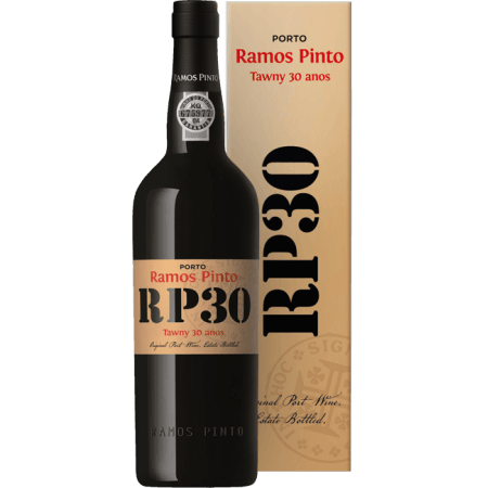 TAWNY 30 YEARS OLD - RAMOS PINTO - IN PRESENTATION CASE