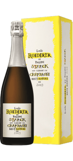 CHAMPAGNE LOUIS ROEDERER - BRUT NATURE 2009 - IN GIFT PACK
