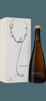 CHAMPAGNE HENRI GIRAUD - ARGONNE 2004 - LUXURY BOX