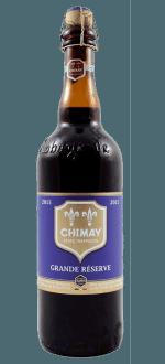 CHIMAY BLEUE 75CL - ABBAYE DE CHIMAY
