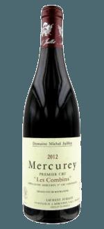 MERCUREY 1ER CRU LES COMBINS 2012 - DOMAINE MICHEL JUILLOT
