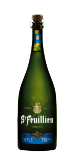 SAINT FEUILLIEN TRIPLE 75CL - BREWERY SAINT FEUILLIEN