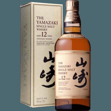 YAMAZAKI 12 YEARS OLD - IN PRESENTATION CASE