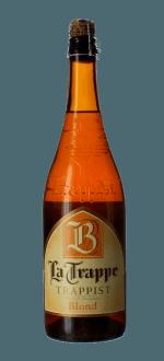 LA TRAPPE BLONDE 75CL - BREWERY KONINGSHOEVEN