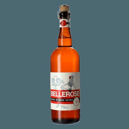BELLEROSE BLONDE EXTRA 75CL - BREWERY DES SOURCES