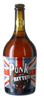 PUNKS DO IT BITTER 75CL - BREWERY ELAV