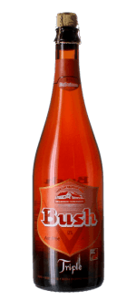 BUSH TRIPLE AMBREE 75CL - BREWERY DUBUISSON