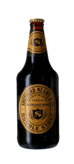 DOUBLE STOUT 50CL - SHEPHERD NEAME BREWERY