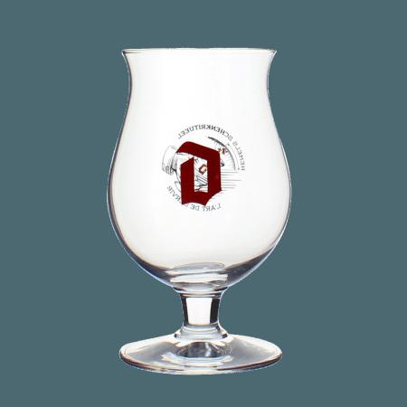 GLASS BALLON DUVEL 33CL - BREWERY DUVEL MOORTGAT