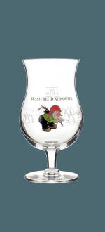 GLASS LA CHOUFFE 33CL - BREWERY D'ACHOUFFE
