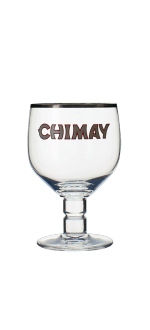 GLASS CHIMAY 33CL - ABBAYE DE CHIMAY