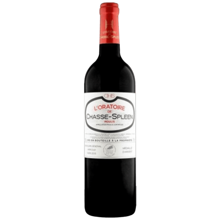 MAGNUM L'ORATOIRE DE CHASSE-SPLEEN 2013 - SECOND WINE OF CHATEAU CHASSE-SPLEEN