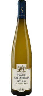 RIESLING LES PRINCES ABBES 2013 - SCHLUMBERGER - HALF BOTTLE