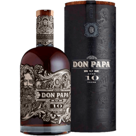 DON PAPA 10 YEARS OLD - EN ETUI