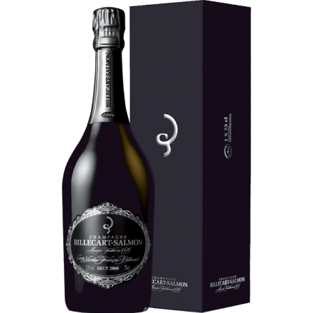 CUVEE NICOLAS FRANCOIS BILLECART - BRUT 2002 - BILLECART SALMON - PRESENTATION CASE