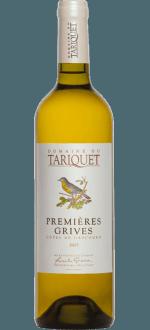 PREMIERES GRIVES 2016 - DOMAINE DU TARIQUET