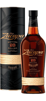 RUM ZACAPA 23 CENTENARIO SOLERA 23 GRAND RESERVE RUM IN GIFT PACK