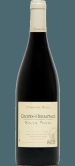 CROZES-HERMITAGE - ROCHE PIERRE 2013 - DOMAINE BELLE