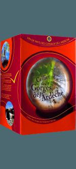 WINE BOX MARSELAN - CELLIER DES GORGES DE L'ARDECHE