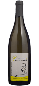 BURGUNDY ALIGOTE 2015- L'OEUVRE DE PERRAUD